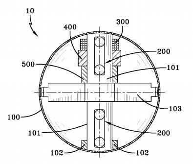 球状シェルを利用した電磁界発生器